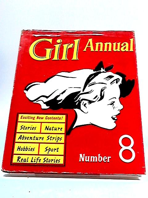Girl Annual Number 8 By Marcus Morris