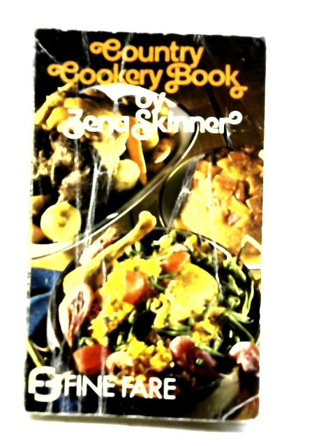 Country Cookery Book By Zena skinner