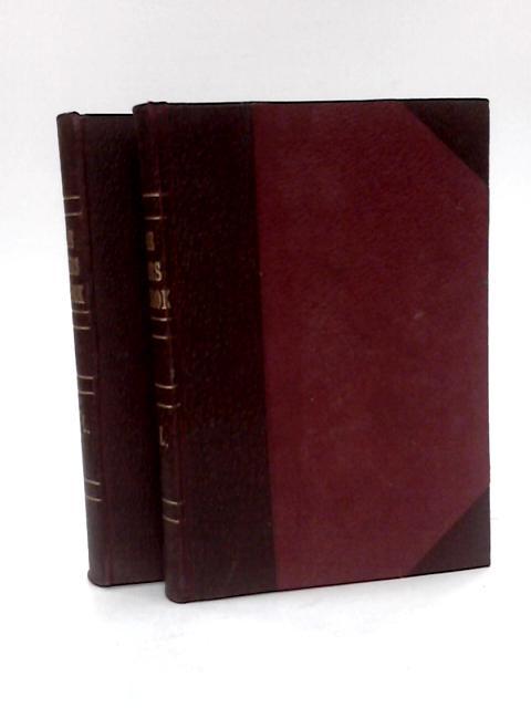 Garage Workers' Handbooks Vol. 5 and 6 By J. R. Stuart