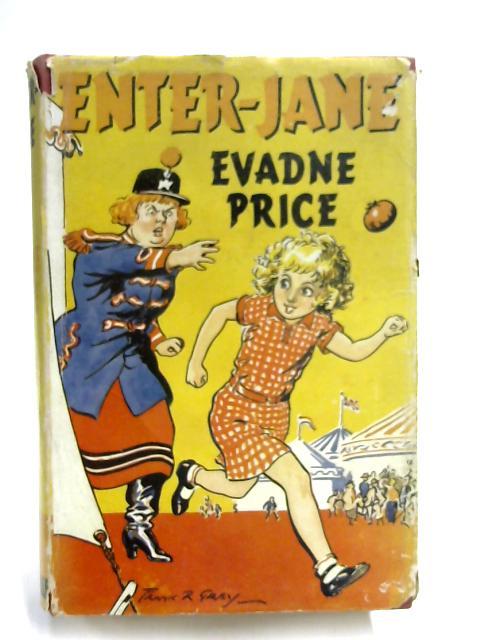 Enter-Jane by Evadne Price