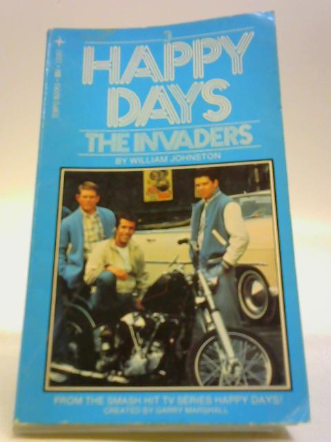 Happy Days The Invaders By William Johnston