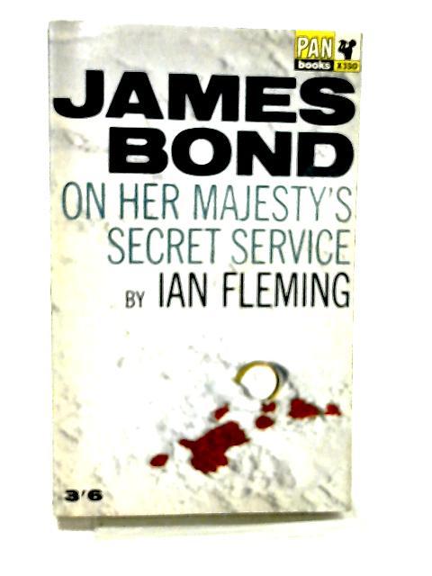 On Her Majesty's Secret Service by Fleming, Ian
