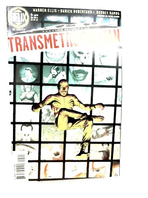 Transmetropolitan #5 By Warren Ellis et al.
