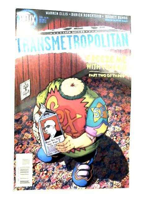 Transmetropolitan #11 By Warren Ellis et al.