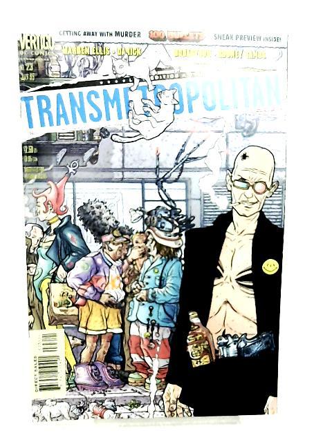Transmetropolitan #23 By Warren Ellis et al.