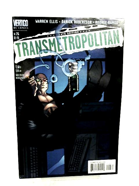 Transmetropolitan #26 By Warren Ellis et al.