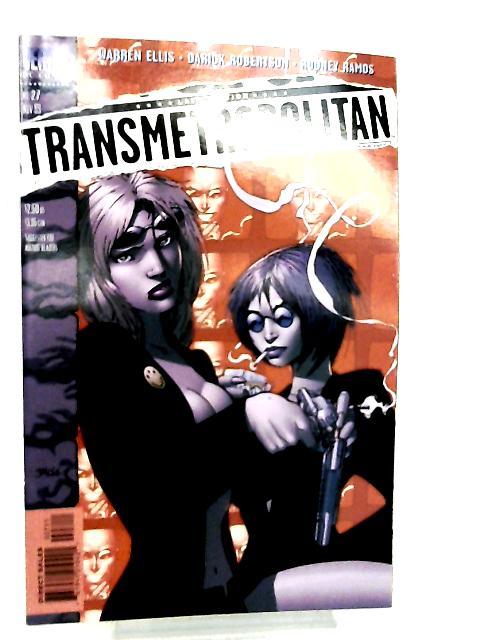 Transmetropolitan #27 By Warren Ellis et al.