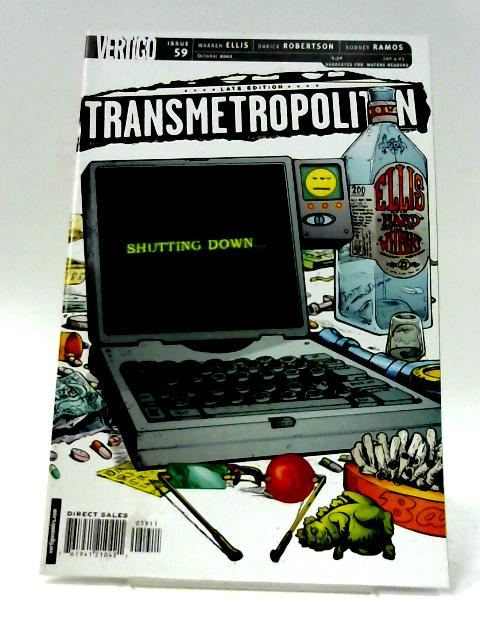 Transmetropolitan: Np. 59 by Warren Ellis