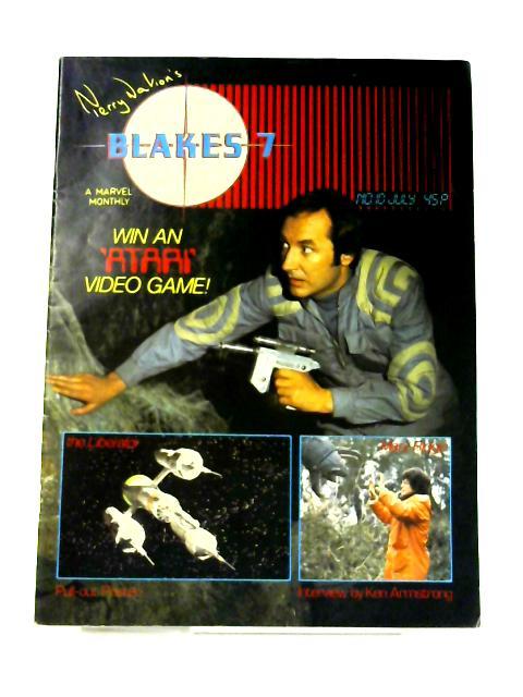 Blakes 7 #10 By Bernie Jaye (ed.)