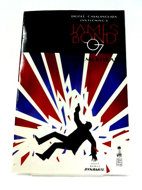 James Bond: Hammerhead #3 by Andy Diggle