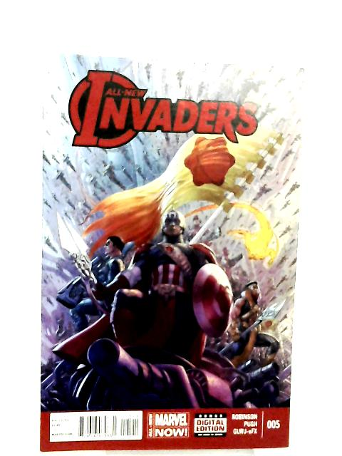 All-New Invaders #5 By James robinson