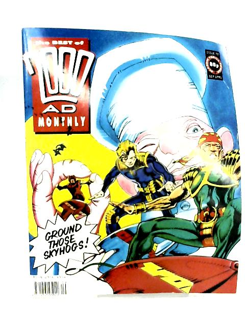 The Best of 2000 AD Monthly #72 By Various
