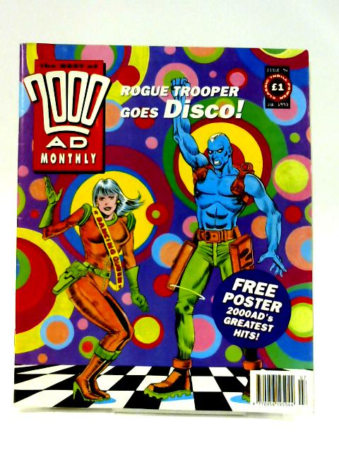 The Best of 2000 AD Monthly #94 By Various
