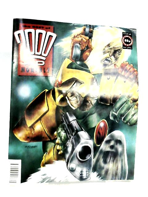 The Best of 2000 AD Monthly #68 By Various