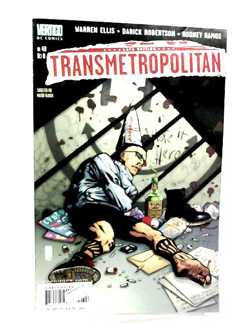 Transmetropolitan #48 By Warren Ellis et al.