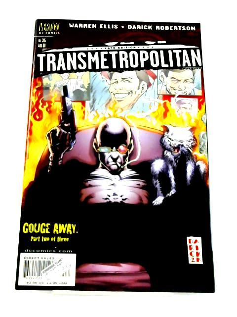 Transmetropolitan #35 By Warren Ellis et al.