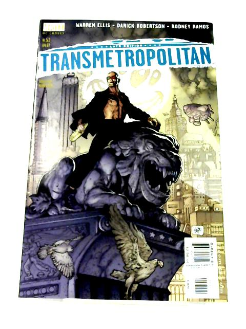 Transmetropolitan #53 By Warren Ellis et al.