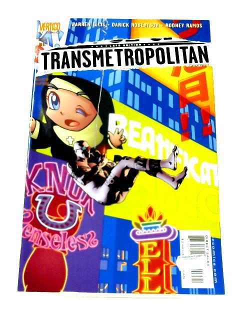 Transmetropolitan #55 By Warren Ellis et al.
