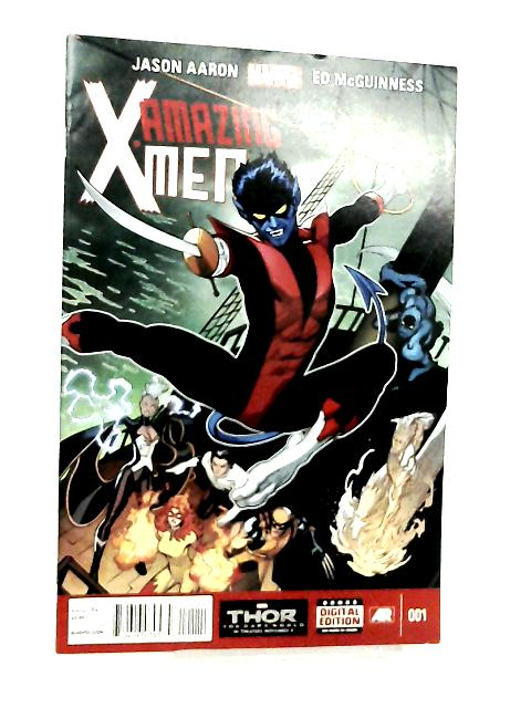 Amazing X Men #1 By Jason Aaron