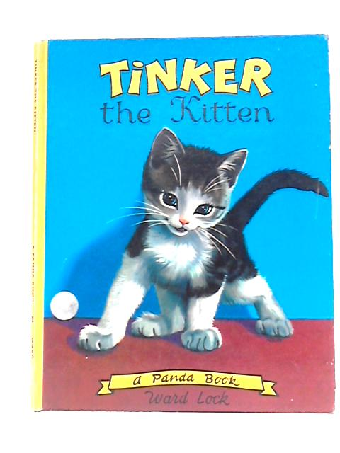 Tinker the Kitten by Erville, Lucienne