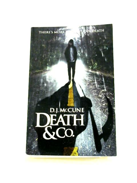 Death & Co. By D. J. McCune