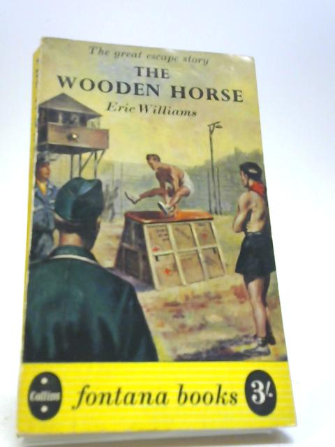 The wooden houses By Eric Williams