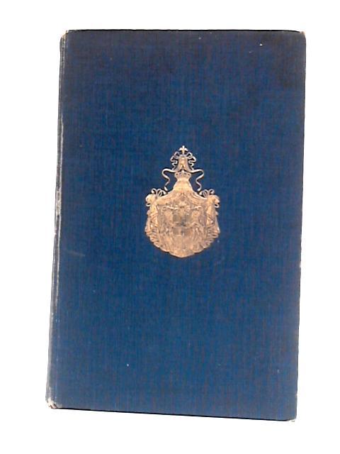 The Romance of Savoy volume 1 By Marchessa vitelleschi