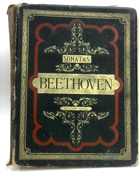 Sonaten Fur Pianoforte Solo Von L. Van Beethoven by C. Kuhner