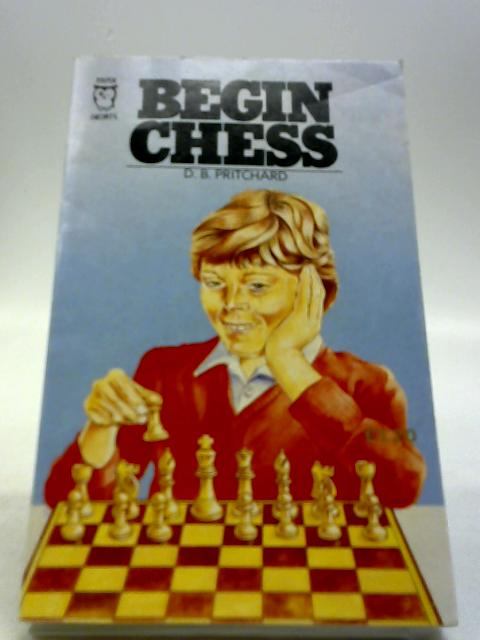 Begin Chess (Paperfronts) By Pritchard, David Brine