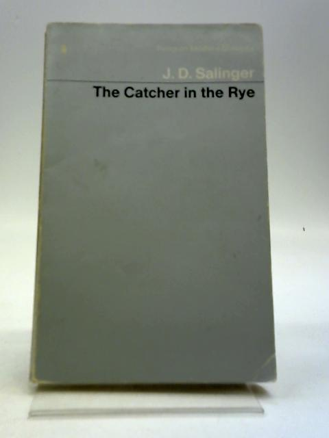 a literary analysis of the companionship in the catcher in the rye by j d salinger Through exercises and activities related tothe catcher in the rye by j d salinger critical analysis and the catcher in the rye - literary plan sample pdf.