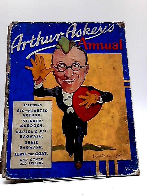 Arthur Askey's Annual by Askey, Arthur