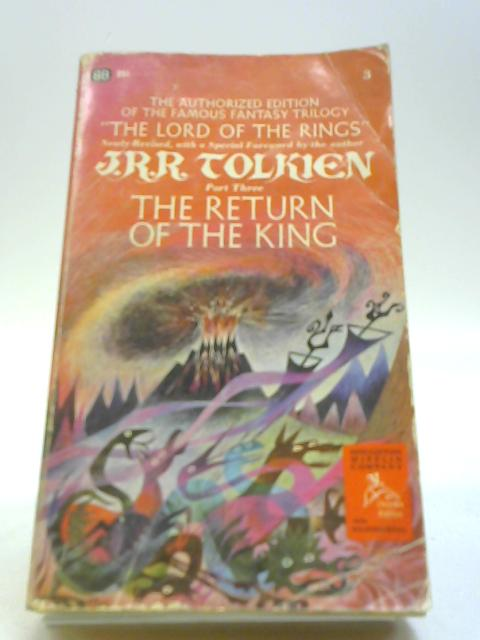 The Return of The King by Tolien, J.r.r.