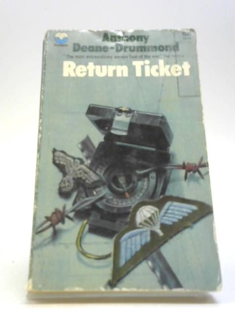 Return Ticket by Anthony Deans-Drummond