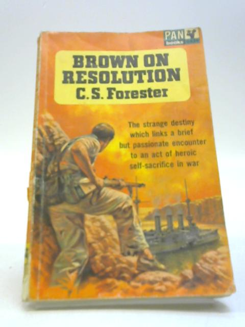 Brown on Resolution by Forester, CS