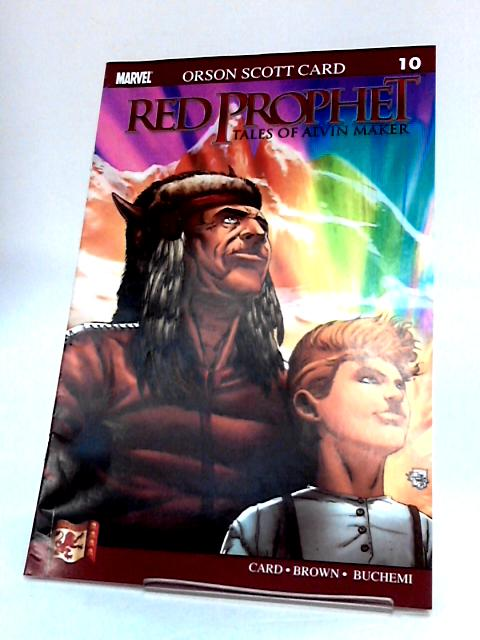 Red Prophet #10 By Orson Scott Card