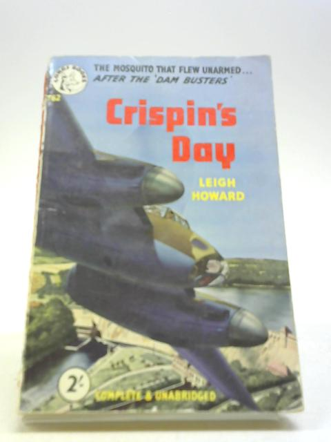 Crispin's day (Corgi books series-no.T62) by Howard, Leigh