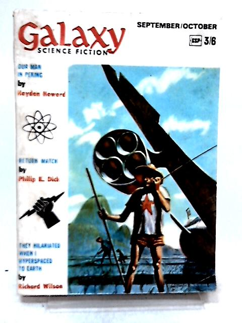 Galaxy Science Fiction Magazine SeptOct, Vol. 25, No.3 By Various