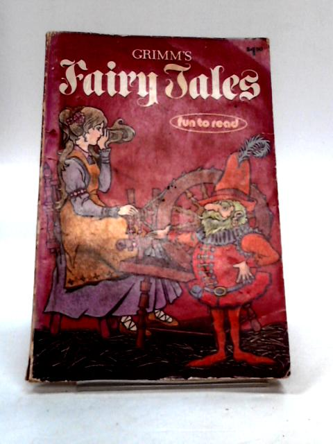 Grimm's fairy tales (Fun to read) By Stember, Sol