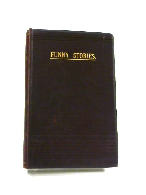 Funny Stories and Letters to Punch By M. Twain and A. Ward (Respectively)