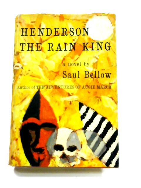 henderson the rain king formalist criticism