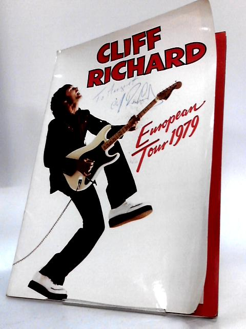 Cliff Richard: European Tour 1979 by Unknown