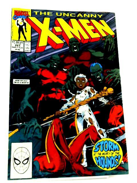 Uncanny X-Men #265 (August 1990) By Anon