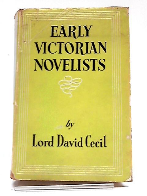 early victorian novelists essays in revaluation Вопросы русской литературы выпуск 14/2007