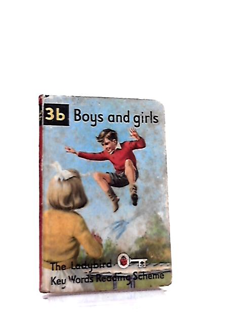 Boys And Girls. Key Words Reading Scheme by W. Murray