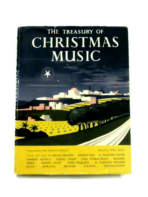 The Treasury Of Christmas Music by Will Reid