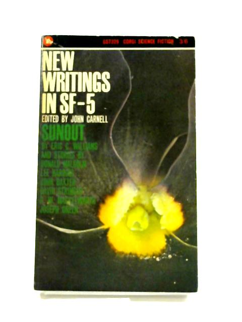 New Writings In SF 5 by John Carnell (ed)
