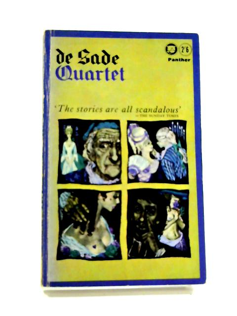 Quartet by De Sade