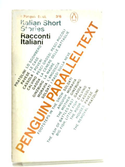 Italian Short Stories: Racconti Italiano by Various