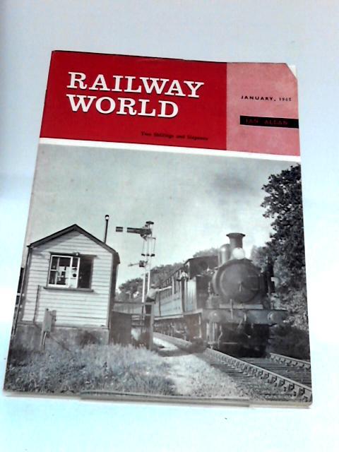 Railway world january 1965 by Various