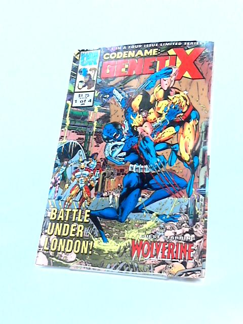 Codename: Genetix (1993 Ltd) # 1 (Ref1371038617) by Marvel Comics